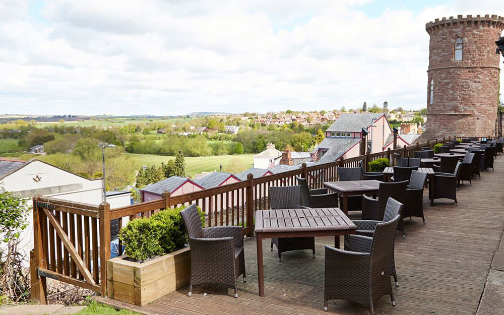 The Royal Hotel Review Ross On Wye Herefordshire
