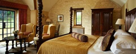The Manor House Hotel Review Castle Combe Wiltshire Travel