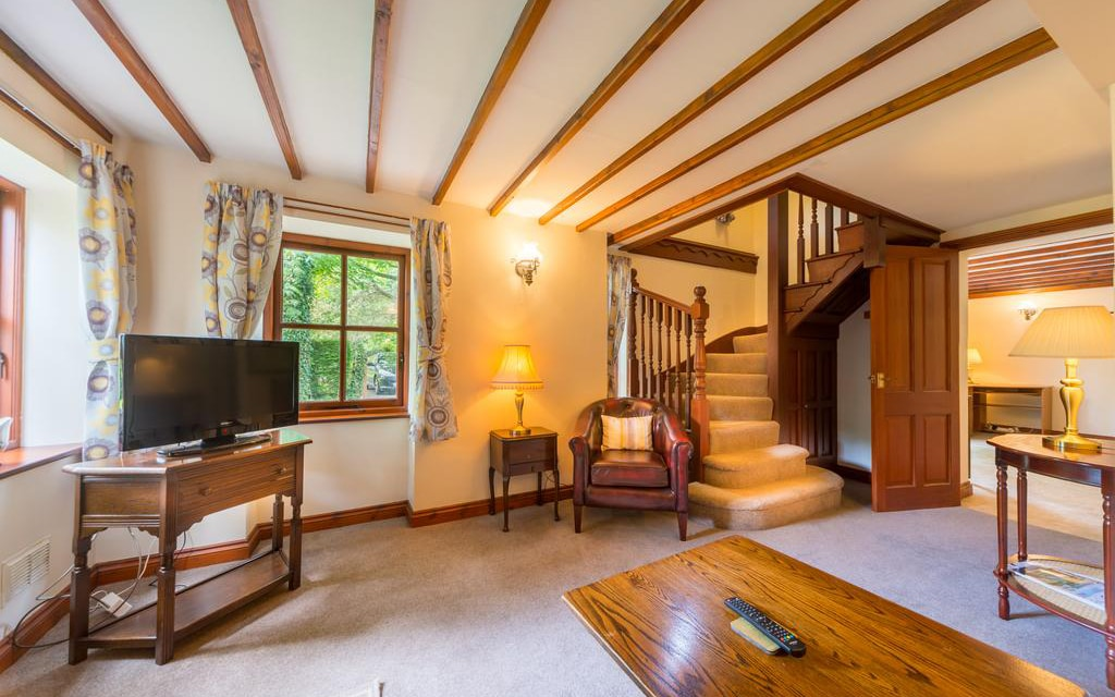 Glen Yr Afon House Hotel Review Monmouthshire Wales