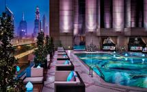 Fairmont Dubai Hotel United Arab Emirates