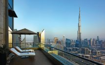 Shangri-la Hotel Dubai United Arab Emirates Travel