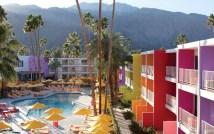 Saguaro Palm Springs Hotel California Travel