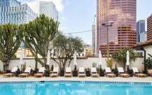 Los Angeles Hotels With Pools Telegraph Travel