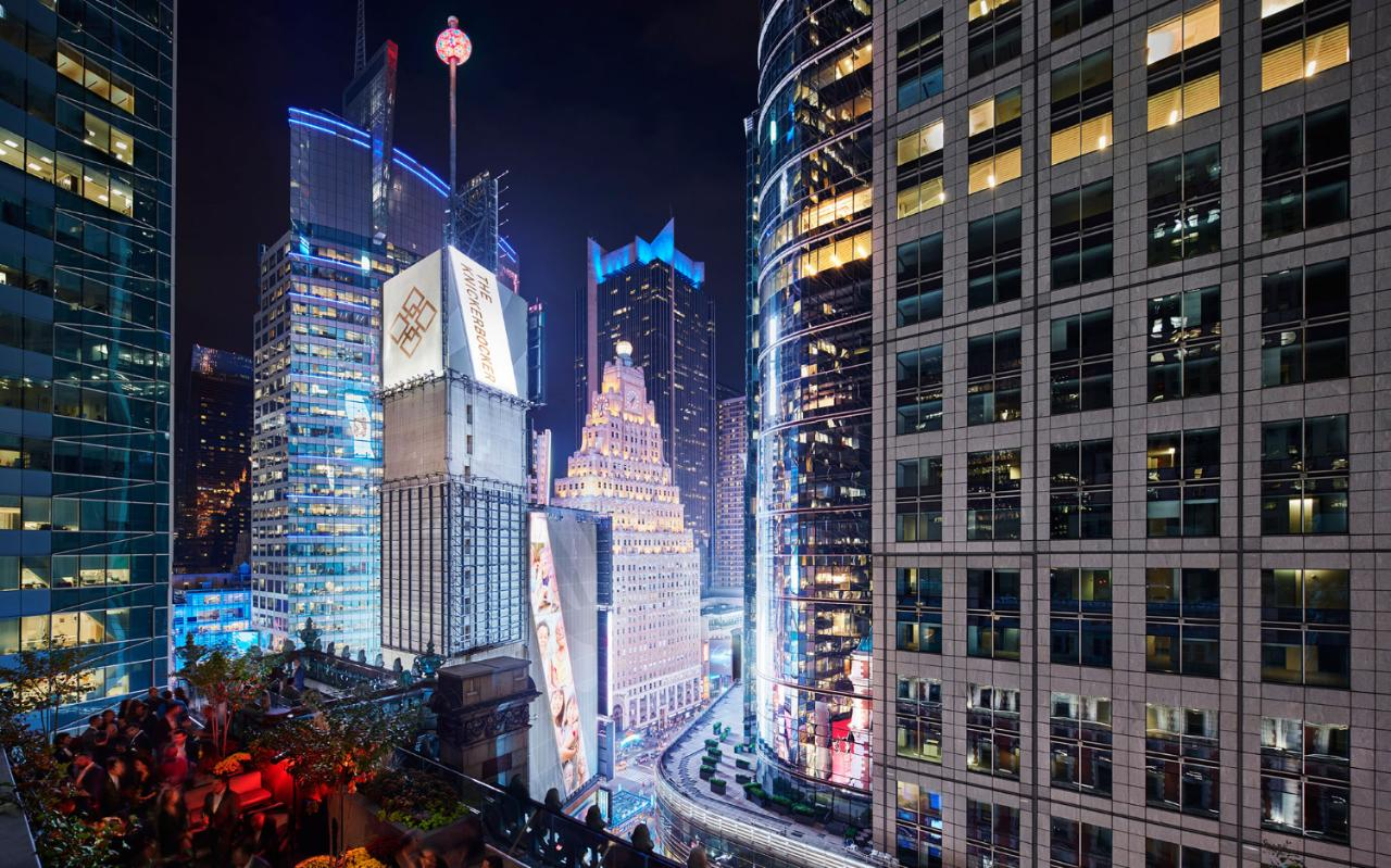 The best New York hotels near Times Square  Telegraph Travel