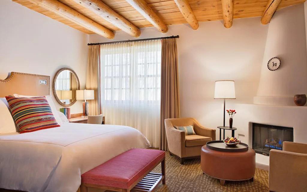 Rosewood Inn Of Anasazi Hotel Review Santa Fe New Mexico