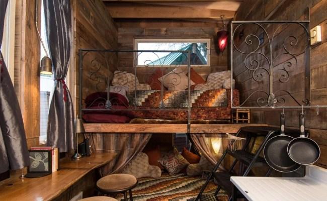 Caravan The Tiny House Hotel Review Portland Oregon