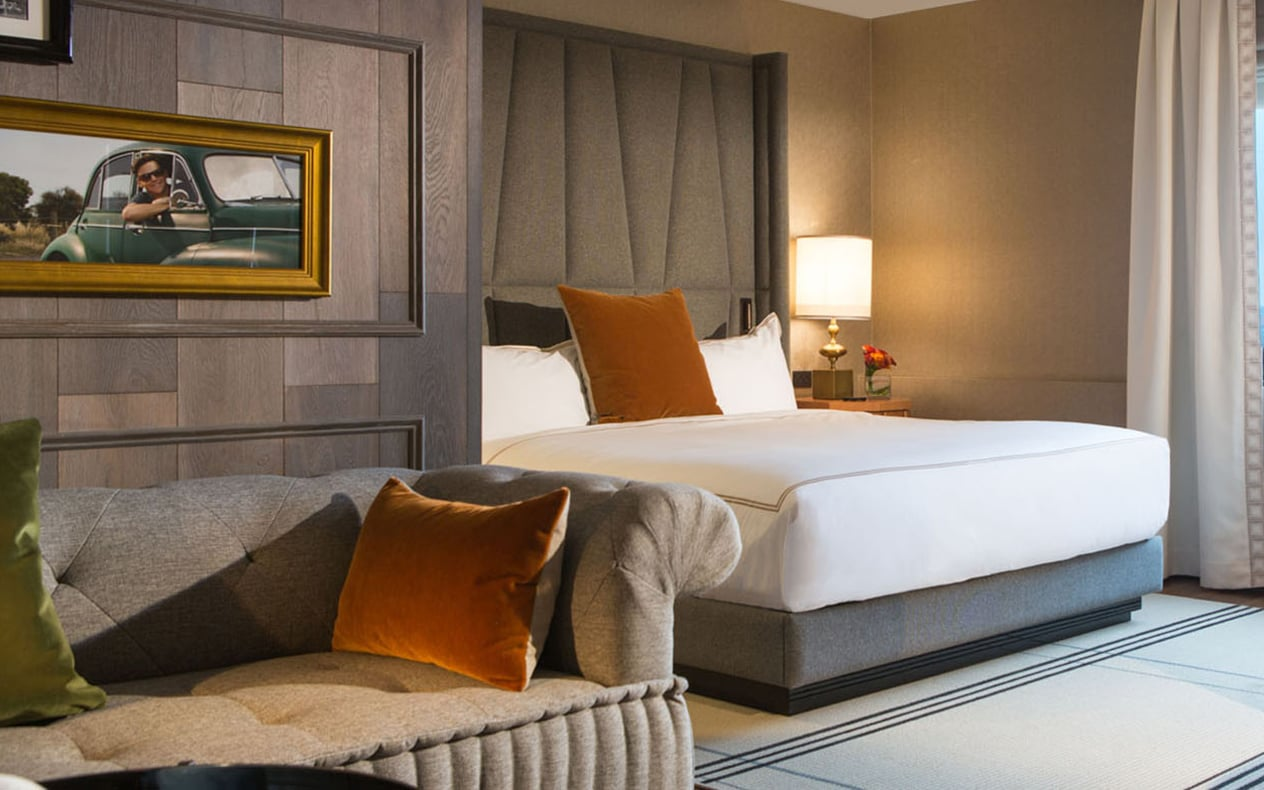 Kimpton Mason Rook Hotel Review Washington Dc