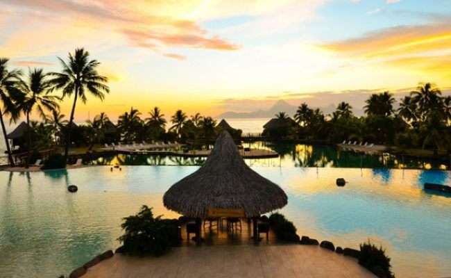 Best Hotels In French Polynesia Telegraph Travel
