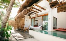 Hotels On the Beach Tulum Mexico