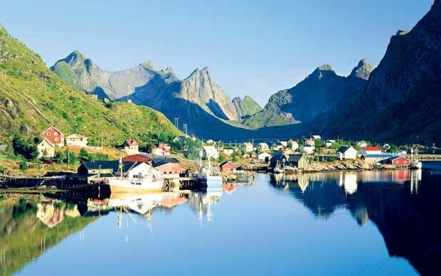 Lofoten Norway from sea safaris to the Northern Lights