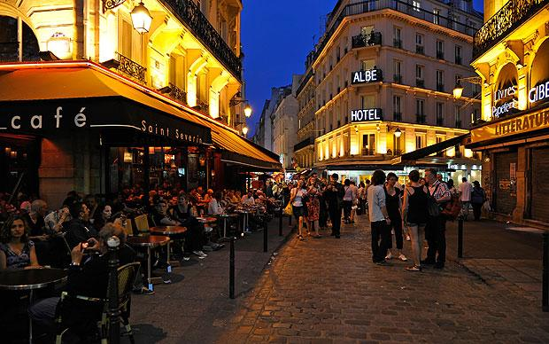 Paris Fashion Week the citys coolest bars and