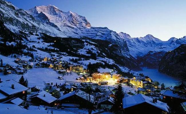 Ski Wengen Resort Guide Telegraph