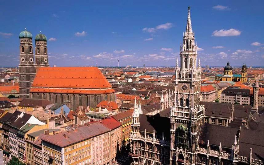 Munich Germany a cultural city guide  Telegraph
