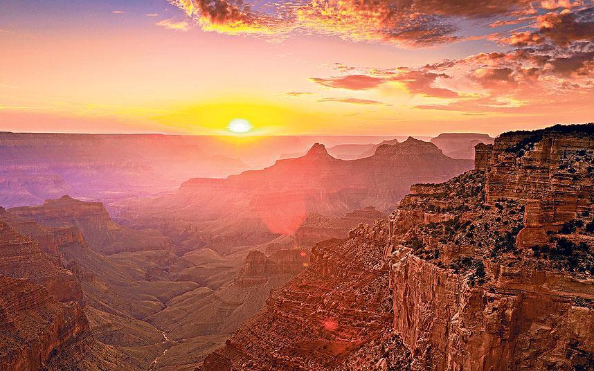 Grand Canyon Trip of a Lifetime  Telegraph