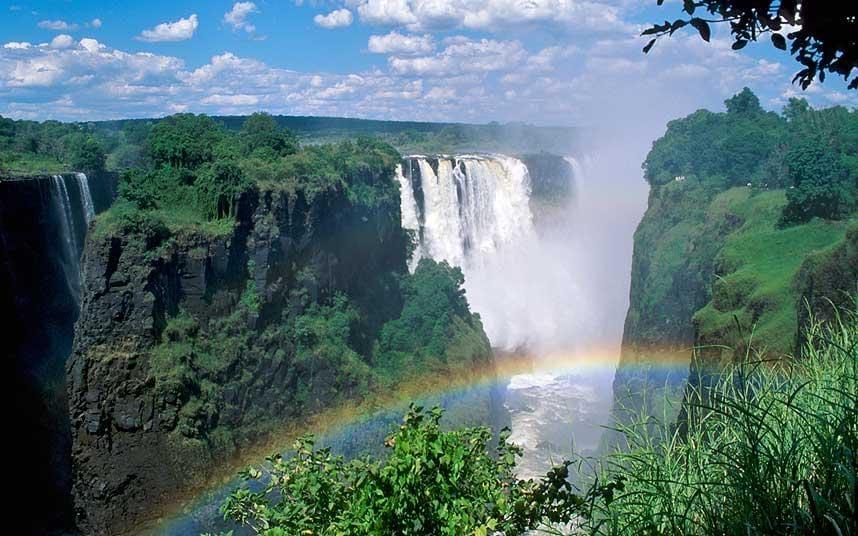 Victoria Falls Wallpaper Zimbabwe S Disneyland Plans Inappropriate Telegraph