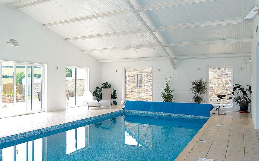 British holiday cottages with indoor pools  Telegraph
