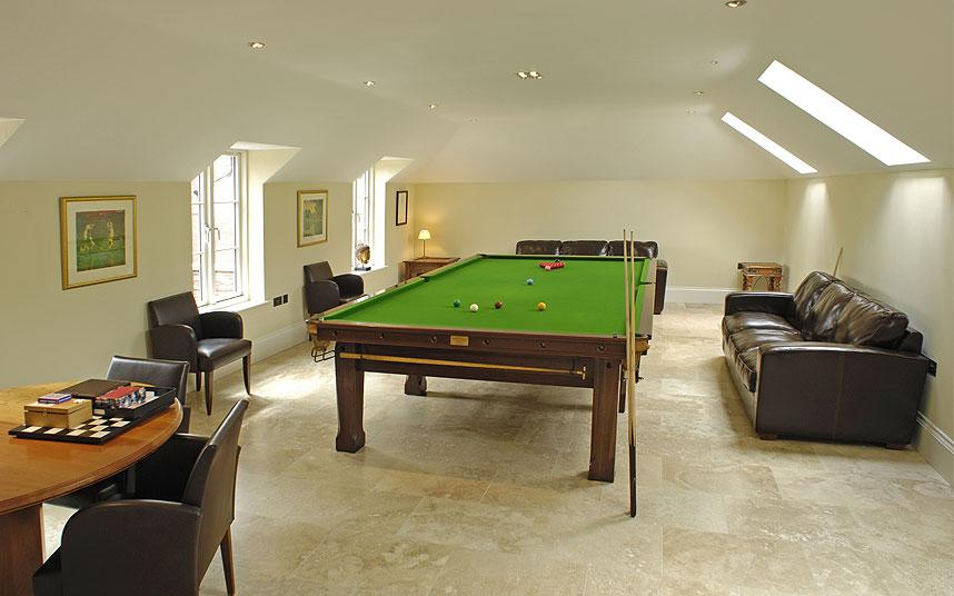 British Holiday Cottages With Games Rooms Telegraph