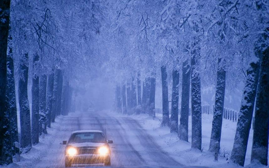 Winter driving in Germany do I need snow chains  Telegraph
