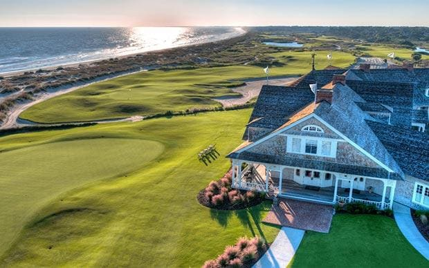 USA The best golf courses in South Carolina  Telegraph