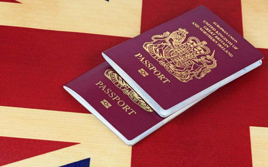 The new British passport isnt nearly as good as the