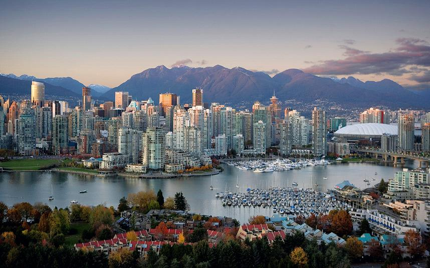 South Beautiful Girl Wallpaper Vancouver A Girl S Guide To The Best Shops Hotels And