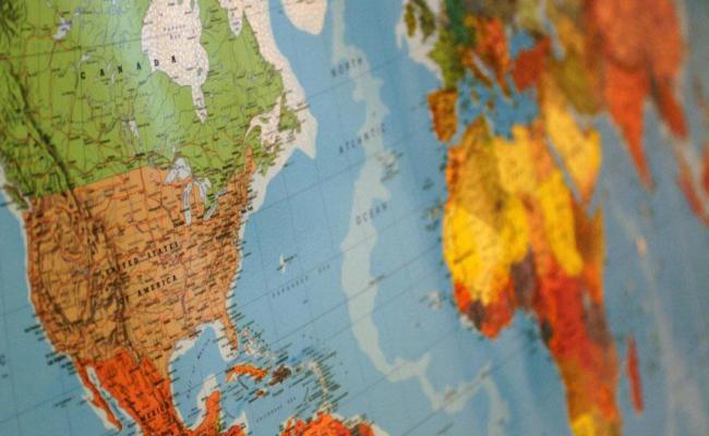 The World S Hardest Geography Quiz Telegraph