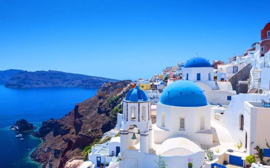 Europe Honeymoon Itinerary