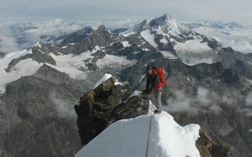 How To Climb The Matterhorn Telegraph