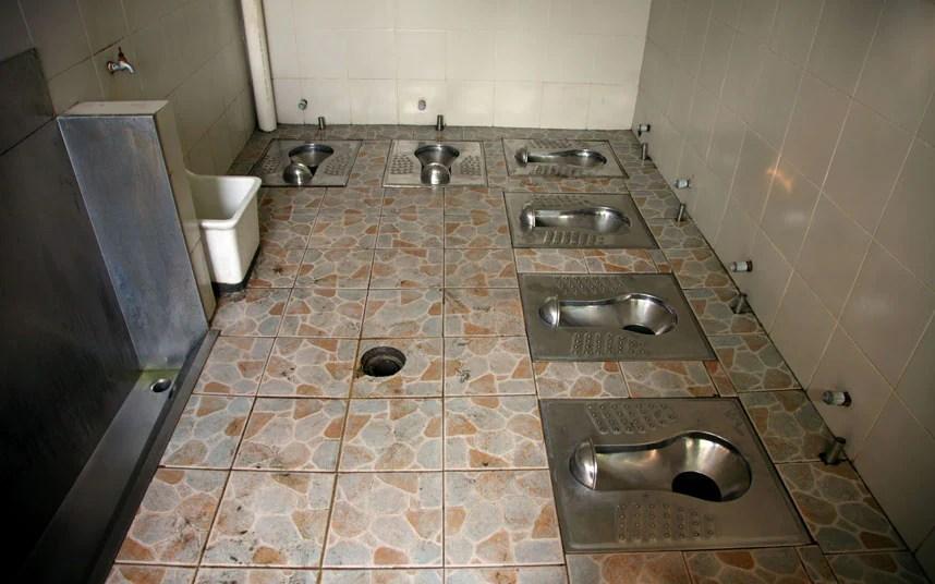 China to start toilet revolution  Telegraph