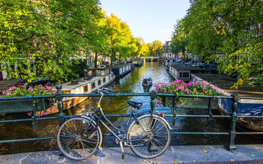Amsterdam Fall Wallpaper Amsterdam Attractions What To See And Do In Spring