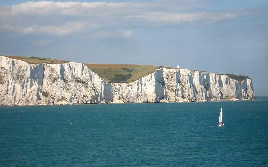 Uk Coastal Walks White Cliffs Of Dover Telegraph