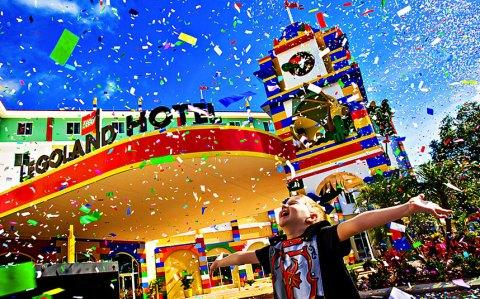 Legoland. Yes it's that good