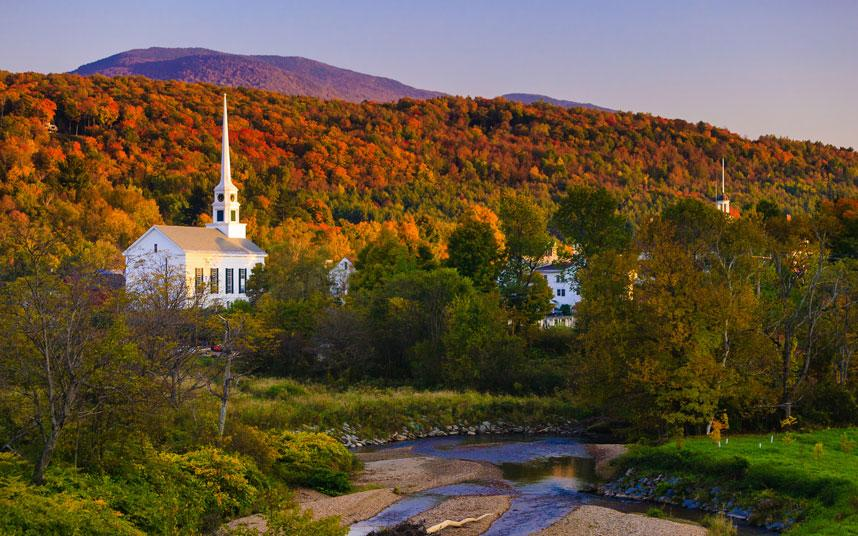 New Hampshire Fall Foliage Wallpaper The Best New England Hotels For Autumn Telegraph