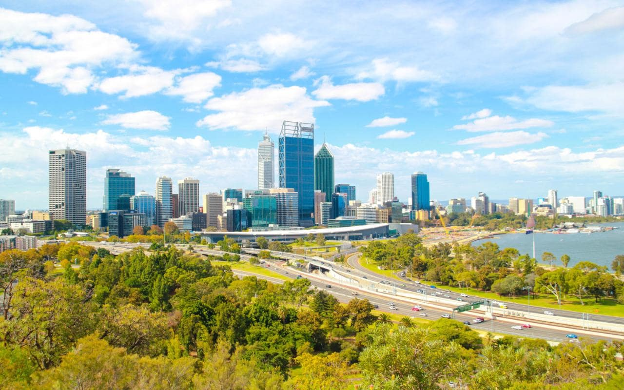 The cheapest time to fly to Perth - Telegraph