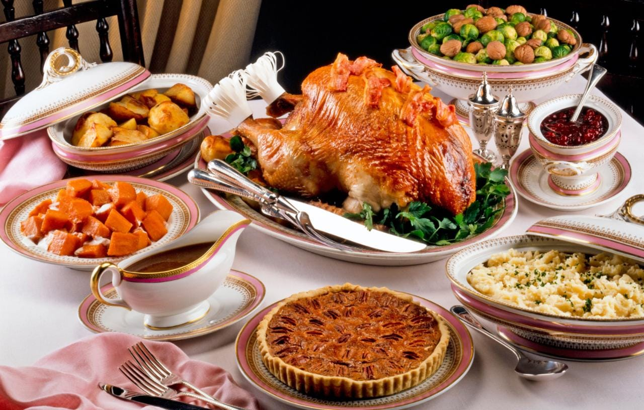 Thanksgiving The Traditional Dinner Menu And Where To