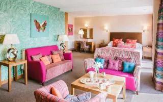 Bedruthan Hotel & Spa, Cornwall, England