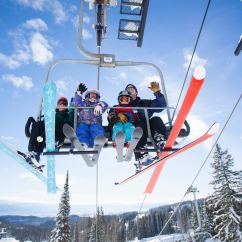 Ski Chair Lift Tulip Table And Chairs Uk How To Avoid The Crowds 10 Of Best Resorts For February Family Skiers On Chairlift
