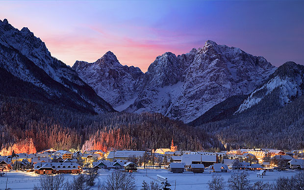 Why You Should Choose Slovenia For Your Next Ski Holiday