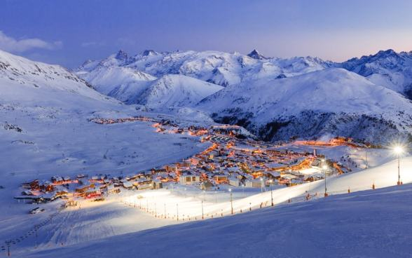 Alpe d'Huez: bars and nightlife