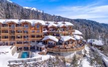 Win Four-night Luxury Ski Holiday In Crans Montana Worth