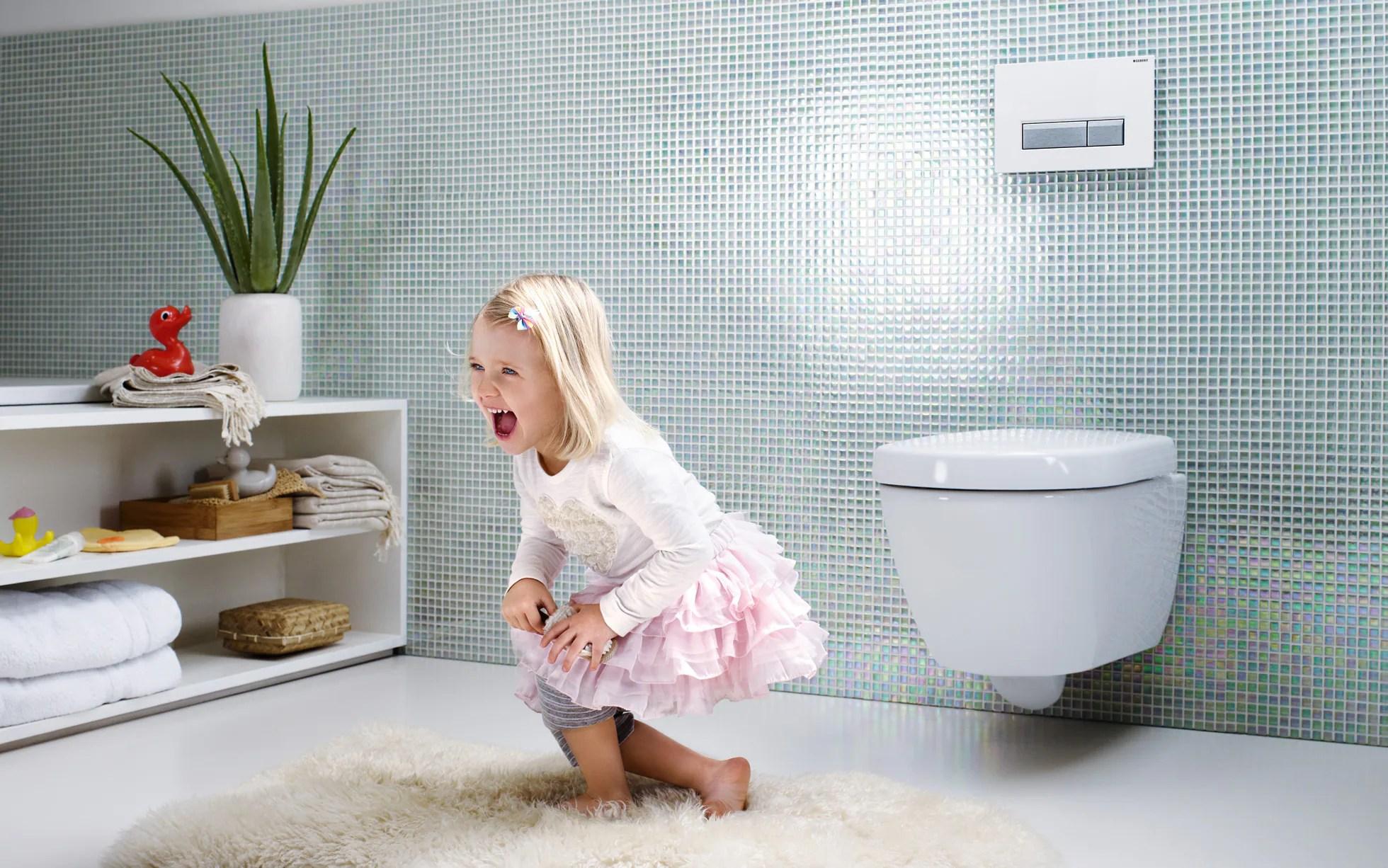 Banish unwelcome bathroom smells with Geberit DuoFresh