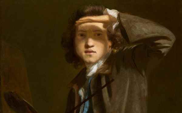 Sir Joshua Reynolds Self Portrait