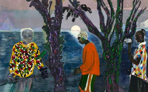 Peter Doig Michael Werner Proof Significant Figurative Artist Of