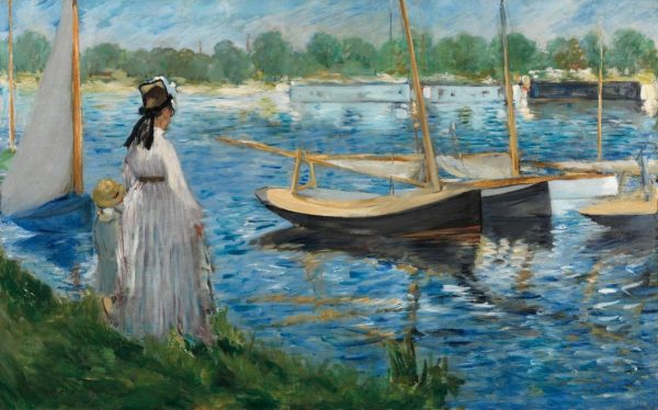 Courtauld Impressionists National Hits Manet And Monet Remind Of