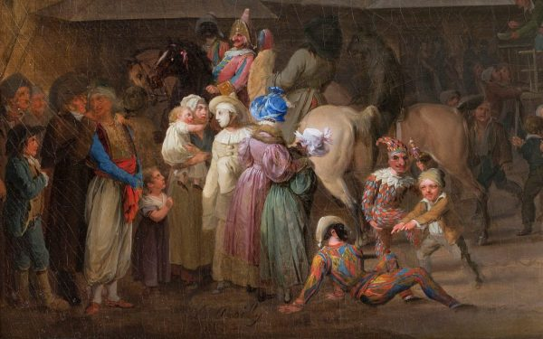 Boilly Scenes Of Parisian Life National Forgotten Master With Exquisite