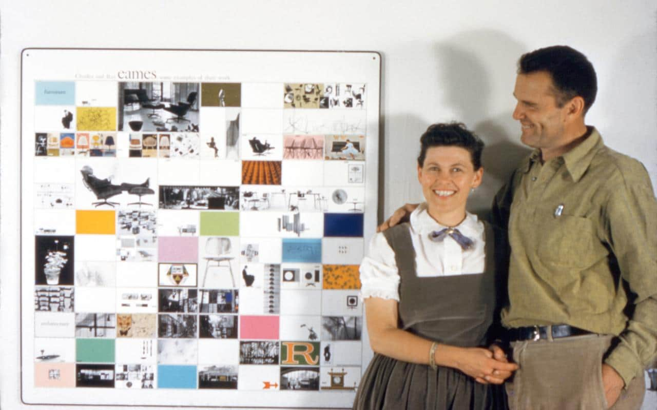 The World of Charles  Ray Eames Barbican review