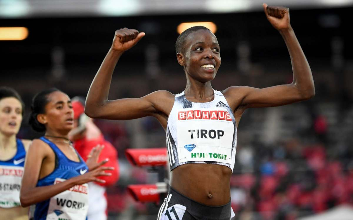 , Kenyan Olympian and world record holder Agnes Tirop found dead at home with husband a suspect, The Evepost News