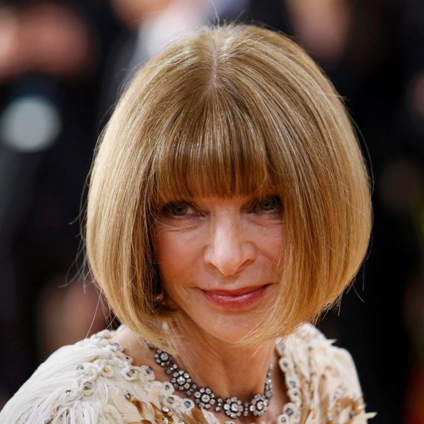 Met Gala 2016 The Anna Wintour Bob Is The Red Carpet