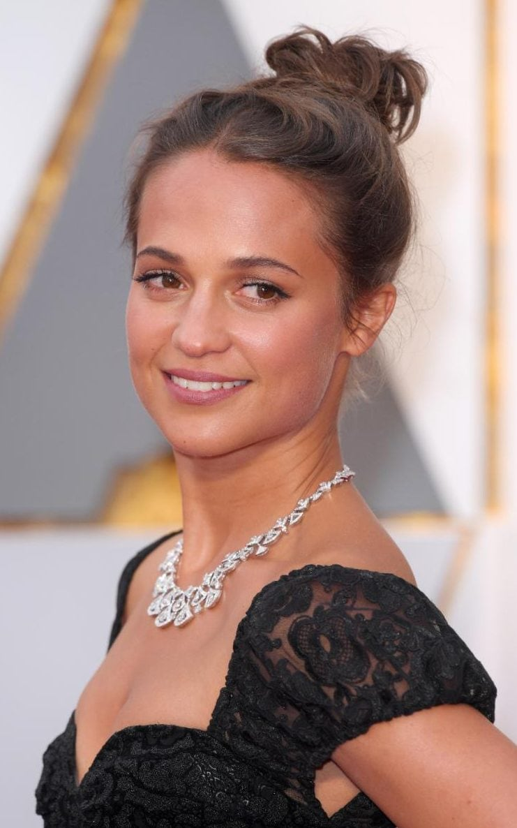 Image result for oscar 2017 red carpet beauty
