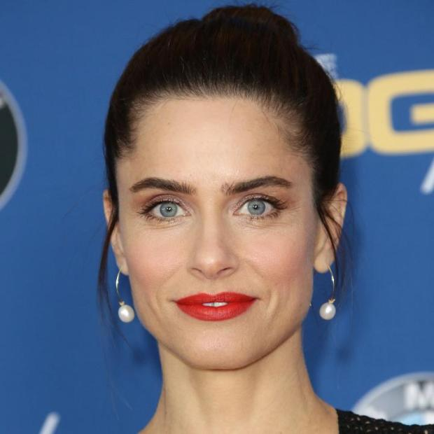 Amanda Peet at the Directors' Guild Awards